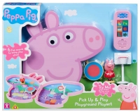Wholesalers of Peppa Pig Pick-up And Play Asst toys image
