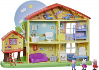 Wholesalers of Peppa Pig Playtime To Bedtime House toys image 2