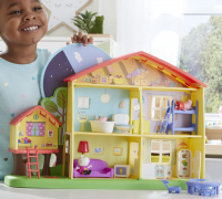 Wholesalers of Peppa Pig Playtime To Bedtime House toys image 3