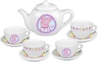 Wholesalers of Peppa Pig Porcelain Tea Set toys image 2