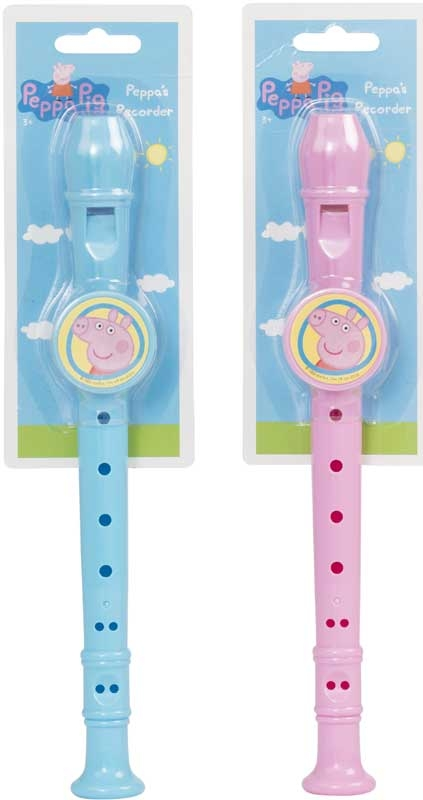 Wholesalers of Peppa Pig Recorder With Plaque toys
