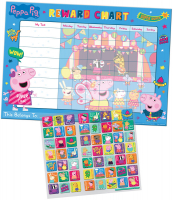 Wholesalers of Peppa Pig Reward Chart And Stickers toys image 2