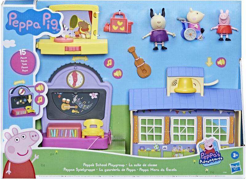 Wholesalers of Peppa Pig School Playgroup Playset toys