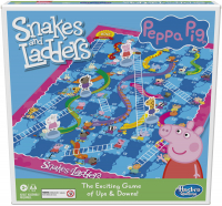 Wholesalers of Peppa Pig Snakes And Ladders toys image