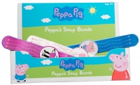 Wholesalers of Peppa Pig Snap Bands toys image