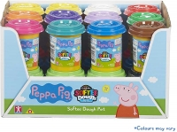 Wholesalers of Peppa Pig Softee Dough Pot toys Tmb