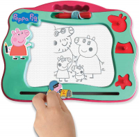 Wholesalers of Peppa Pig Travel Magnetic Scribbler toys image 2