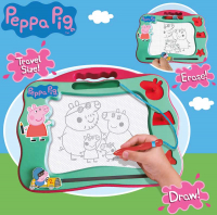Wholesalers of Peppa Pig Travel Magnetic Scribbler toys image 3
