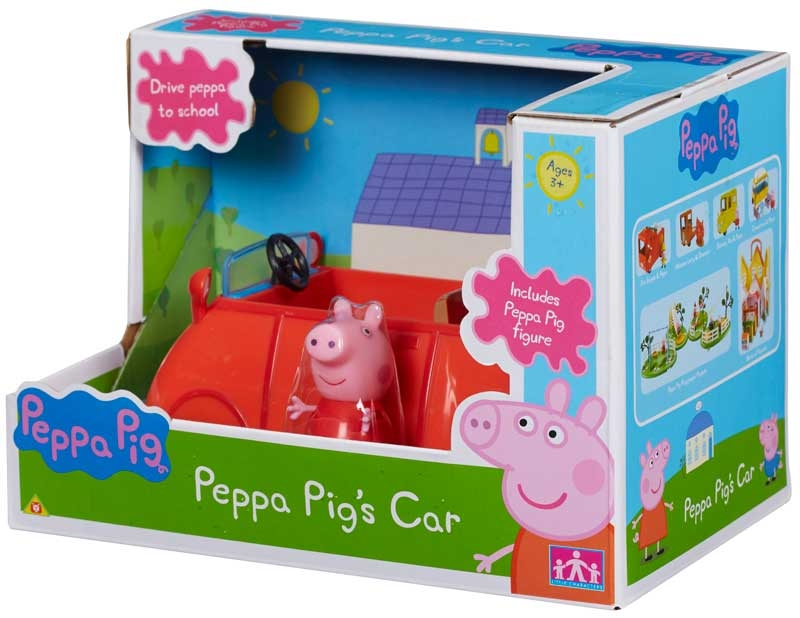 Wholesalers of Peppa Pig Vehicles toys