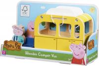 Wholesalers of Peppa Pig Wooden Campervan toys image