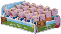 Wholesalers of Peppa Pig Wooden Family Figures toys image 2