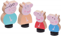 Wholesalers of Peppa Pig Wooden Family Figures toys image 3