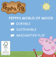 Wholesalers of Peppa Pig Wooden Family Figures toys image 4