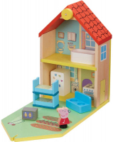 Wholesalers of Peppa Pig Wooden Family Home toys image 2
