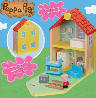 Wholesalers of Peppa Pig Wooden Family Home toys image 4