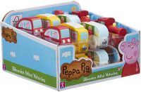 Wholesalers of Peppa Pig Wooden Mini Vehicles toys image 2