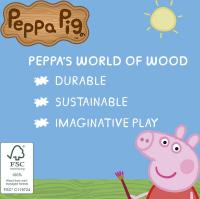 Wholesalers of Peppa Pig Wooden School Bus toys image 3