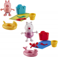 Wholesalers of Peppa Pigs Figure & Accessory Pack - Beach Theme toys image 5