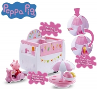 Wholesalers of Peppa Pigs Ice Cream Van toys image 4