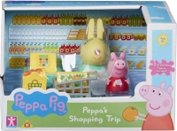 Wholesalers of Peppa Pigs Messy Kitchen-shopping Trip Set toys image