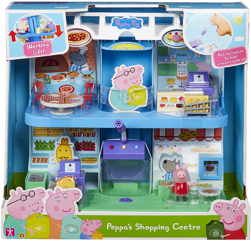Wholesalers of Peppa Pigs Superstore toys