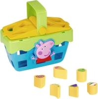 Wholesalers of Peppa Shape Sorter Picnic Set toys image 2