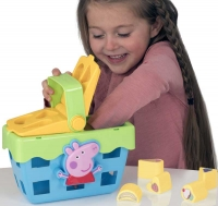 Wholesalers of Peppa Shape Sorter Picnic Set toys image 4