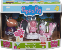 Wholesalers of Peppas Ballet School toys image