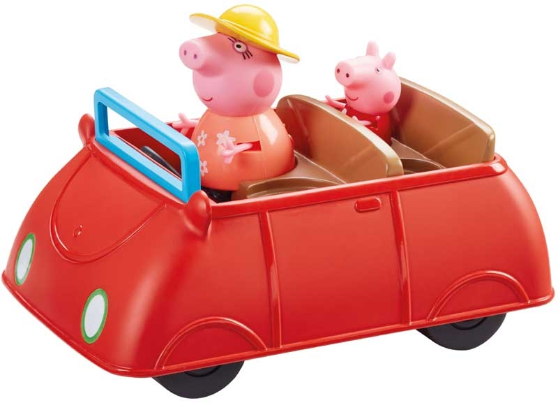 Wholesalers of Peppas Big Red Car toys