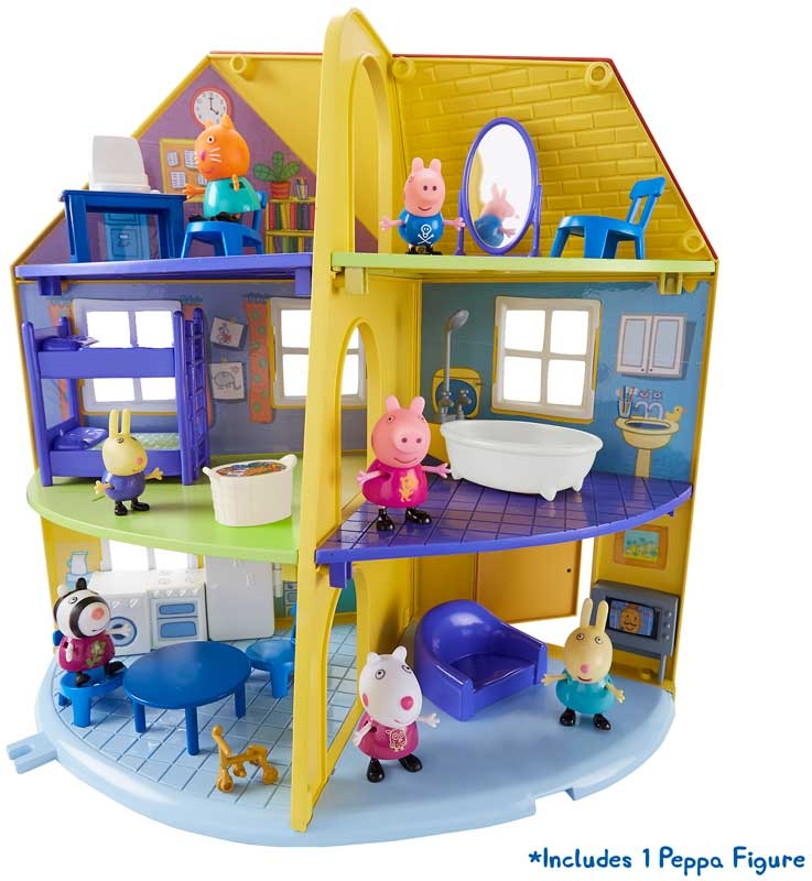 Wholesalers of Peppas Family Home toys