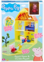 Wholesalers of Peppas Home And Garden Playset toys image 2