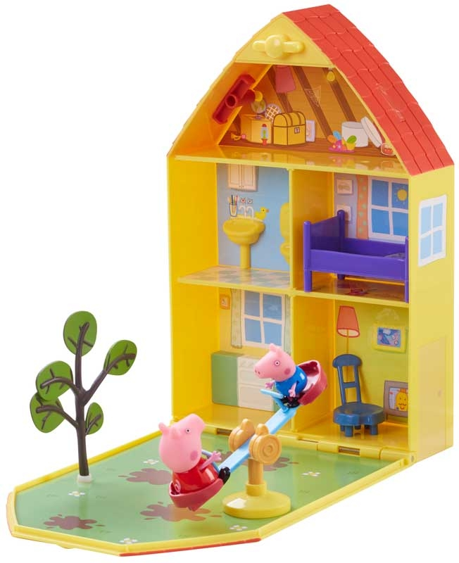 Wholesalers of Peppas Home And Garden Playset toys