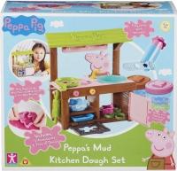 Wholesalers of Peppas Mud Kitchen Dough Set toys image