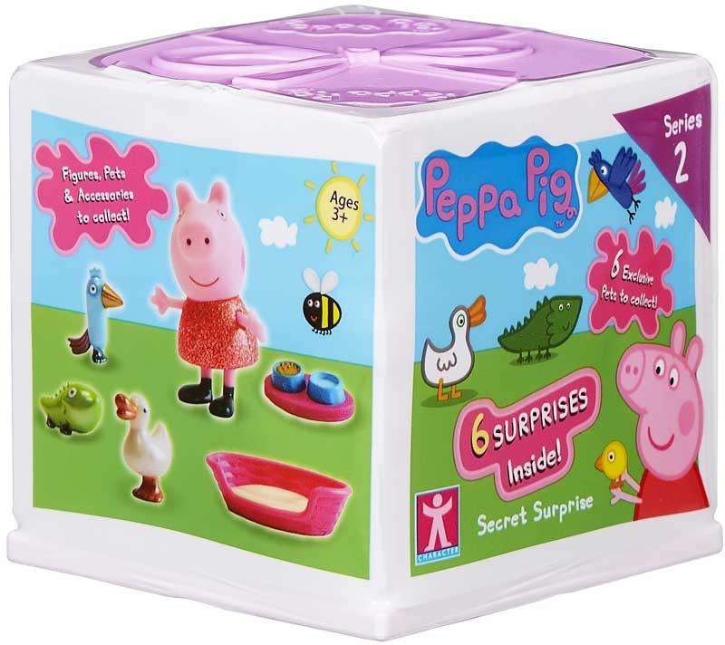 Wholesalers of Peppas Secret Surprise toys