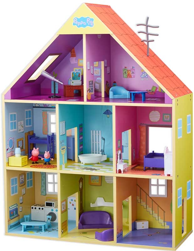 Wholesalers of Peppas Wooden Playhouse (uk Only) toys