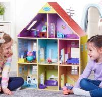 Wholesalers of Peppas Wooden Playhouse (uk Only) toys image 2