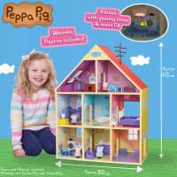 Wholesalers of Peppas Wooden Playhouse toys image 2