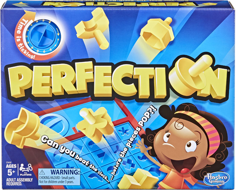 Wholesalers of Perfection toys