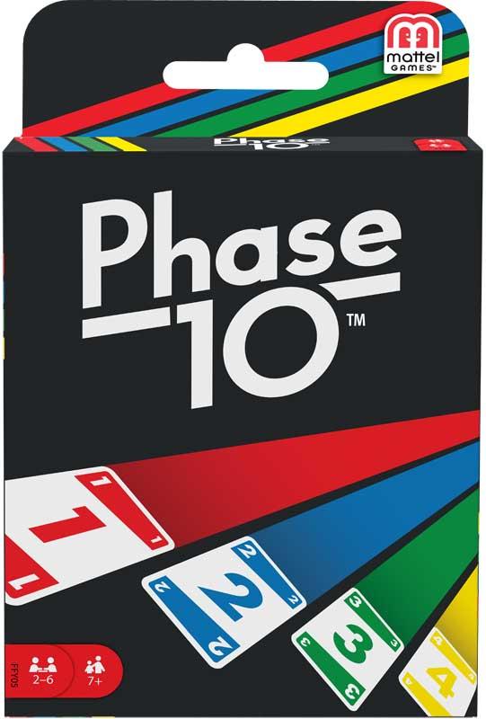 Wholesalers of Phase 10 toys
