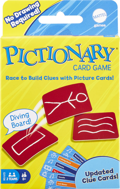 Wholesalers of Pictionary Card Game toys