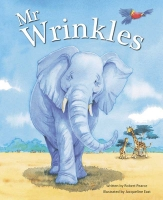 Wholesalers of Picture Books Mr Wrinkles toys image