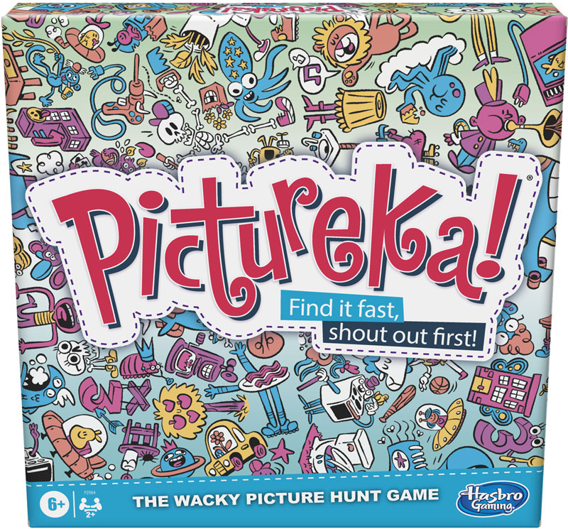 Wholesalers of Pictureka Classic toys