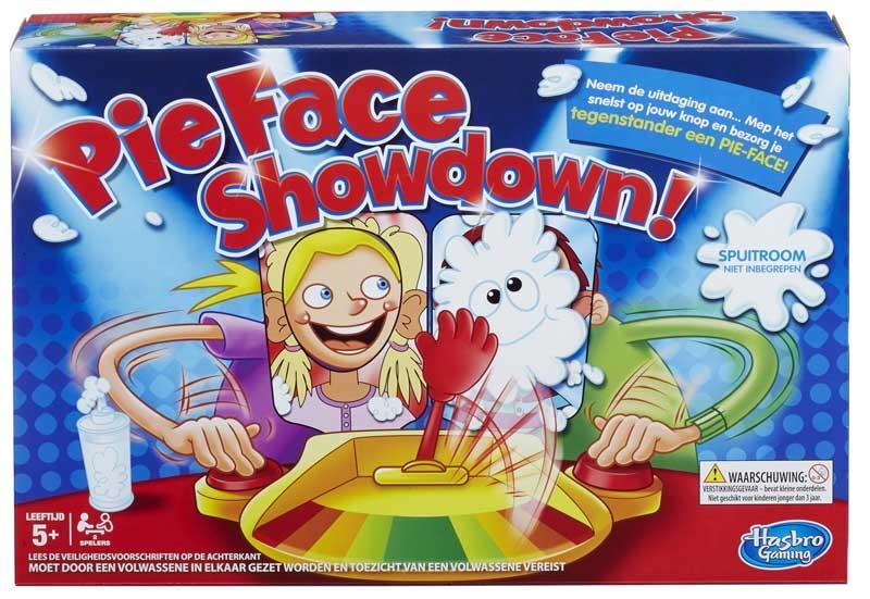 Wholesalers of Pie Face Showdown toys