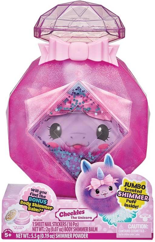 Wholesalers of Pikmi Pops Cheeki Puffs Jumbo Plush Assortment toys