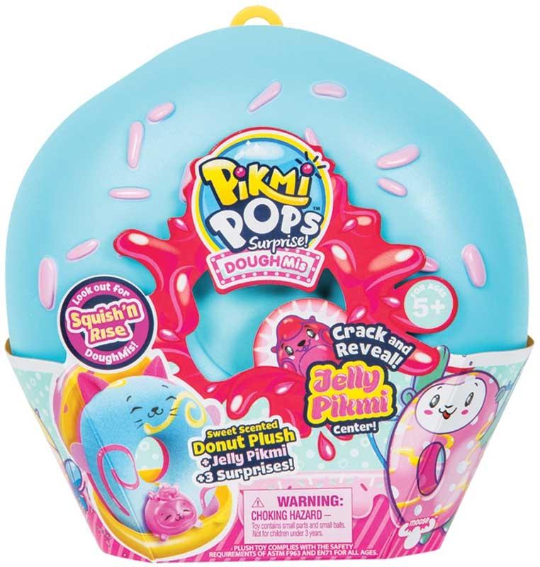 Wholesalers of Pikmi Pops Doughmi Surprise Pack Asst toys