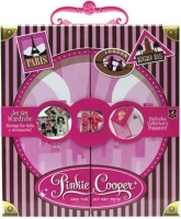 Wholesalers of Pinkie Cooper Jet Setting Case toys image