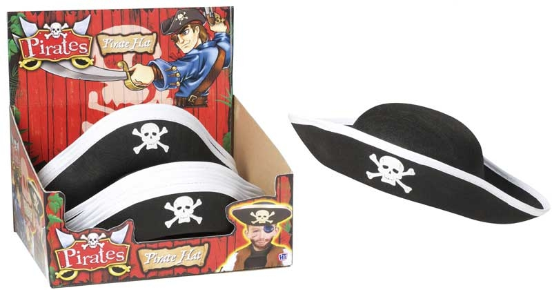 Wholesalers of Pirate Hat toys