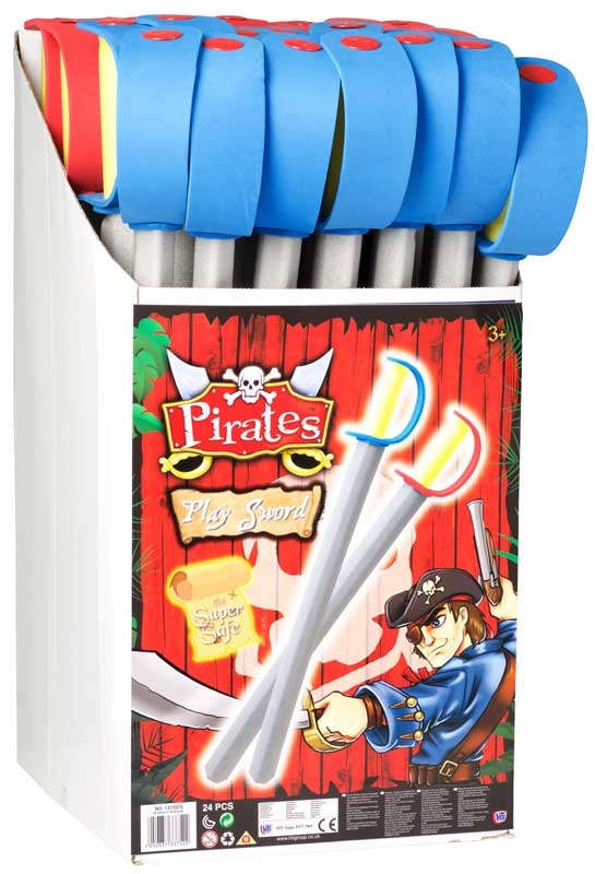 Wholesalers of Pirates Foam Sword toys