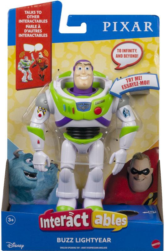 Wholesalers of Pixar Buzz Interactable toys