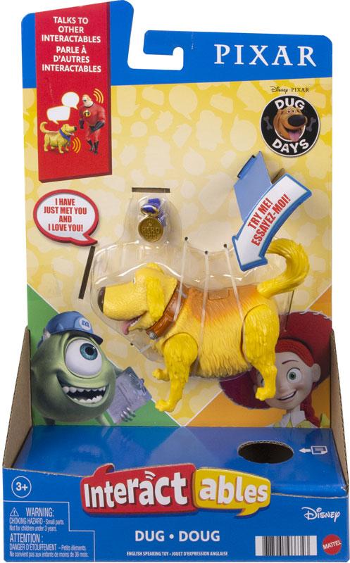 Wholesalers of Pixar Interactables Doug Figure toys
